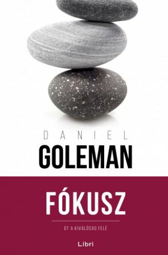 Fókusz - Ekönyv - Daniel Goleman