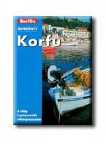 KORFU - BERLITZ ZSEBKÖNYV - - Ekönyv - KOSSUTH KIADÓ ZRT.