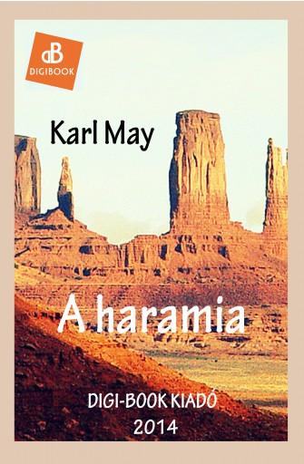 A haramia - Ekönyv - May, Karl