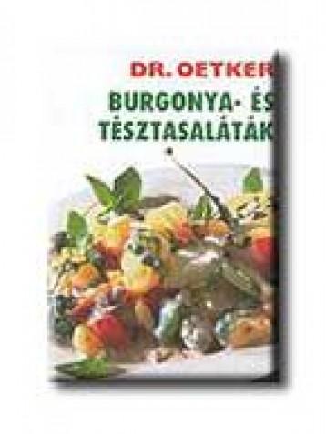 BURGONYA- ÉS TÉSZTASALÁTÁK - Ekönyv - OETKER DR.