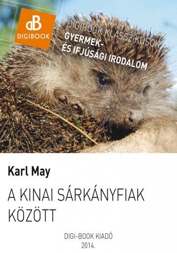 A kinai sárkányfiak közt - Ekönyv - May, Karl