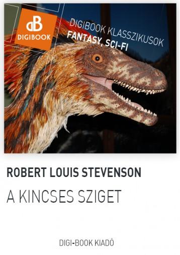 A kincses sziget - Ekönyv - Stevenson, Robert Louis