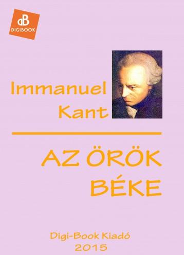 Az örök béke - Ekönyv - Kant, Immanuel