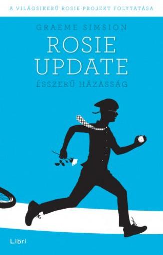 Rosie update - Ekönyv - Graeme Simsion
