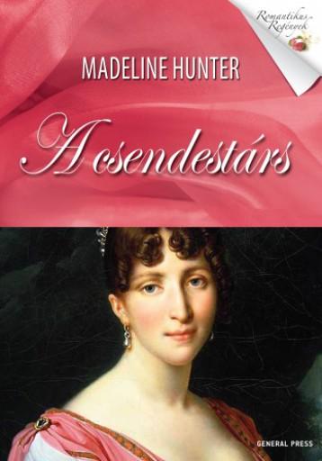 A csendestárs - Ekönyv - Madeline Hunter