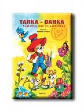 TARKA-BARKA - FOGLALKOZTATÓ KIFESTŐKÖNYV - Ekönyv - SANTOS KIADÓ