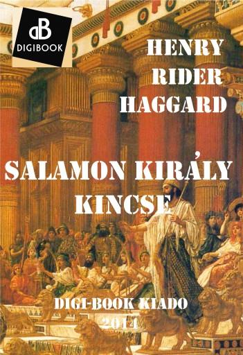 Salamon király kincse - Ekönyv - Haggard, Henry Rider