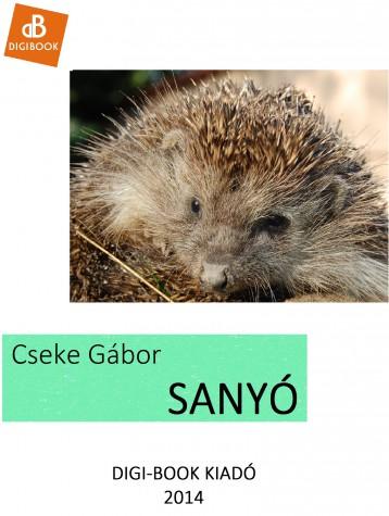 Sanyó - Ekönyv - Cseke Gábor