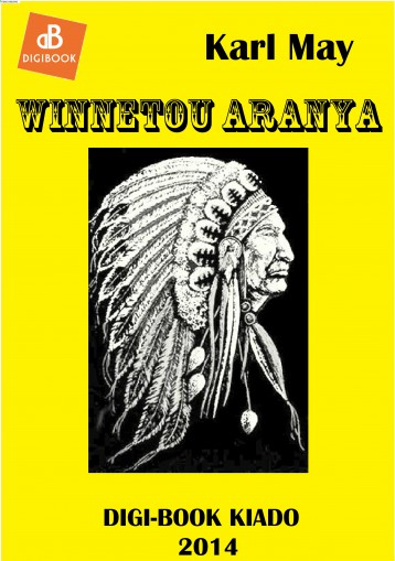 Winnetou aranya - Ekönyv - May, Karl