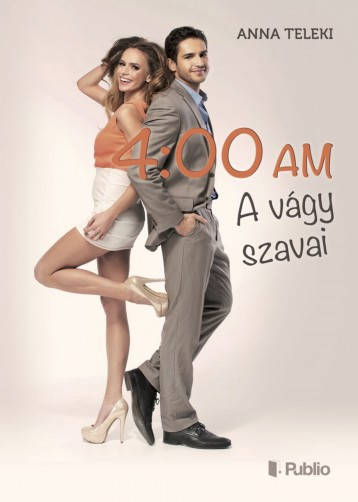 4:00 AM - Ekönyv - Anna Teleki