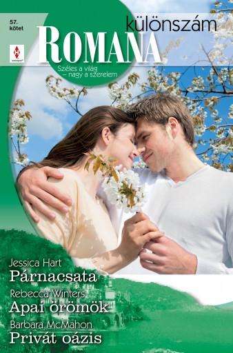 Romana különszám 57. kötet - Ebook - Jessica Hart, Rebecca Winters, Barbara McMahon