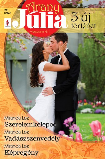 Arany Júlia 22. kötet - Ekönyv - Miranda Lee