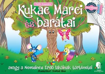 Kukac Marci és barátai - Ekönyv - Tóth Szandra