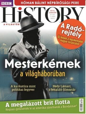 BBC HISTORY VI. ÉVF. - 2016/1. - Ekönyv - KOSSUTH KIADÓ ZRT.