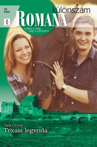 Romana különszám 39. kötet - Ebook - Sara Orwig
