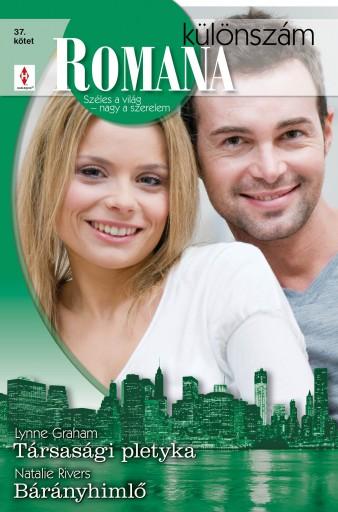 Romana különszám 37. kötet - Ekönyv - Lynne Graham, Natalie Rivers