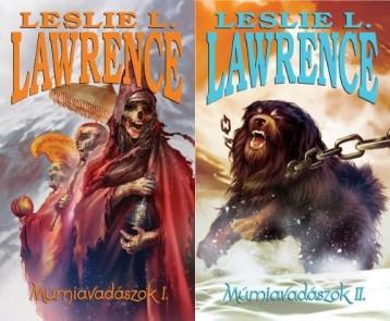 MÚMIAVADÁSZOK I-II. - Ekönyv - LAWRENCE, LESLIE L.