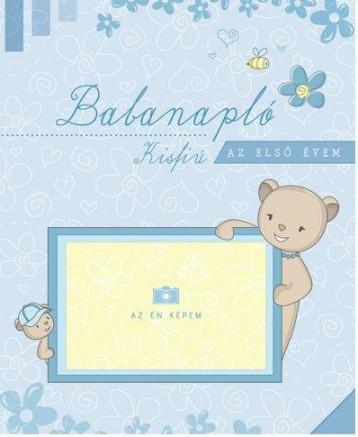 BABANAPLÓ - KISFIÚ - Ebook - .