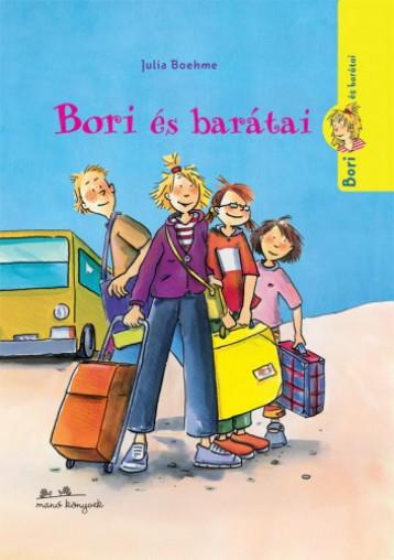 Bori és barátai - Ekönyv - Julia Boehme