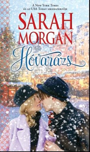 HÓVARÁZS - Ekönyv - MORGAN, SARAH