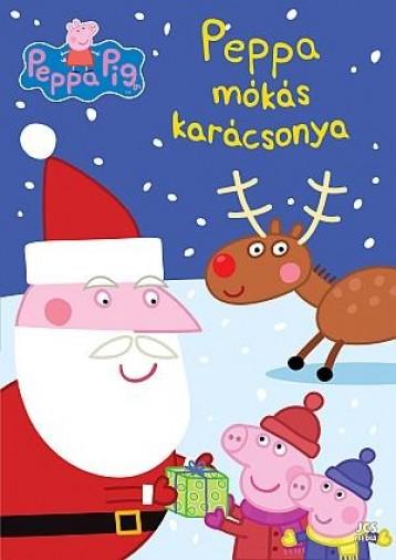 PEPPA PIG - PEPPA MÓKÁS KARÁCSONYA - Ekönyv - JCS MÉDIA KFT
