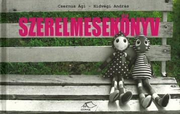 Szerelmesekönyv - Ekönyv - Csernus Ági - Hidvégi András