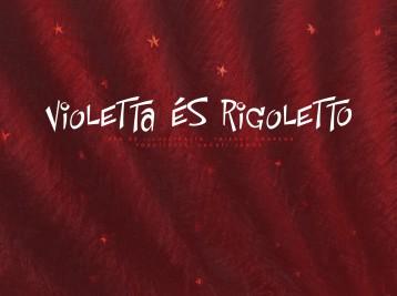 Violetta és Rigoletto - Ekönyv - Thierry Chapeau