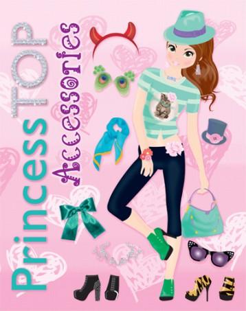Princess TOP - Accessories - Ebook - NAPRAFORGÓ KÖNYVKIADÓ