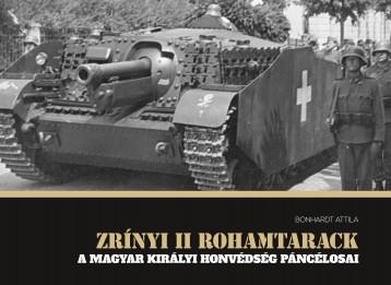 ZRÍNYI II ROHAMTARACK - Ebook - BONHARDT ATTILA