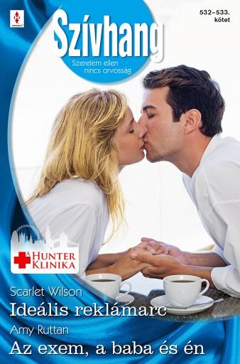 Szívhang 532–533. - Ebook - Scarlet Wilson, Amy Ruttan