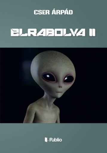 ELRABOLVA II - Ekönyv - Cser Árpád