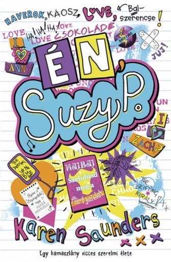 Én, Suzy P. - Ekönyv - Karen Saunders