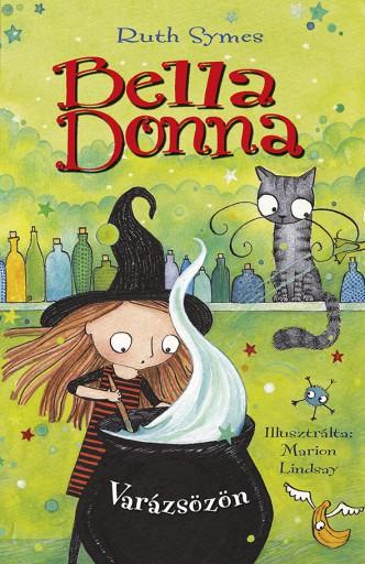 Bella Donna - Varázsözön - Ekönyv - Ruth Symes
