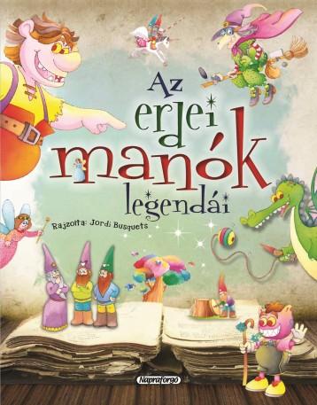 Az erdei manók legendái  - Ekönyv - -