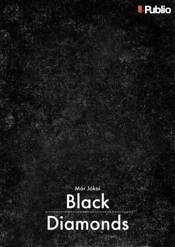 Black Diamonds - Ekönyv - Mór Jókai