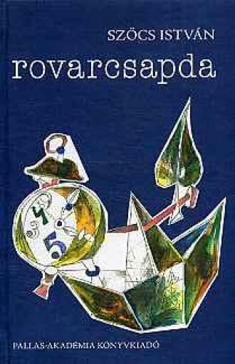 ROVARCSAPDA - Ekönyv - SZŐCS ISTVÁN