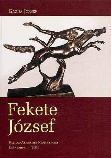 FEKETE JÓZSEF - Ekönyv - GAZDA JÓZSEF