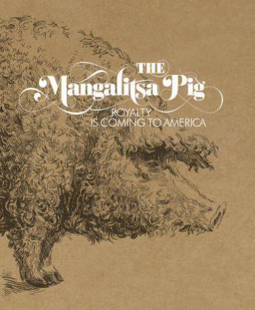 The Mangalitsa Pig - Ekönyv -