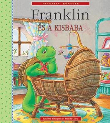 FRANKLIN ÉS A KISBABA - Ekönyv - BOURGEOIS, PAULETTE-CLARK, BRENDA
