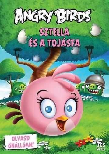 ANGRY BIRDS - SZTELLA ÉS A TOJÁSFA - Ekönyv - JCS MÉDIA KFT