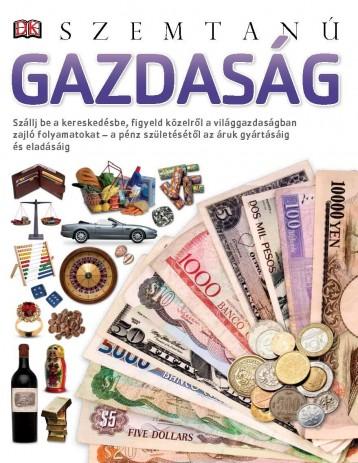 GAZDASÁG - SZEMTANÚ - Ekönyv - PARK KÖNYVKIADÓ KFT.