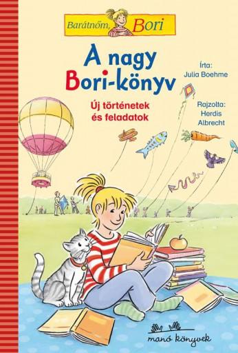 A NAGY BORI-KÖNYV - BARÁTNŐM, BORI - - Ekönyv - BOEHME, JULIA