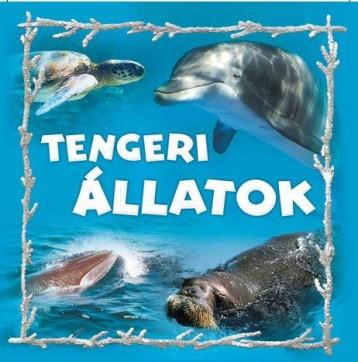 TENGERI ÁLLATOK - Ekönyv - VENTUS LIBRO KIADÓ
