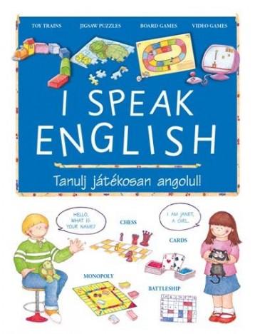 I SPEAK ENGLISH - TANULJ JÁTÉKOSAN ANGOLUL! - Ekönyv - VENTUS LIBRO KIADÓ