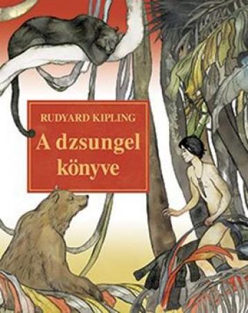A DZSUNGEL KÖNYVE - Ekönyv - KIPLING, RUDYARD