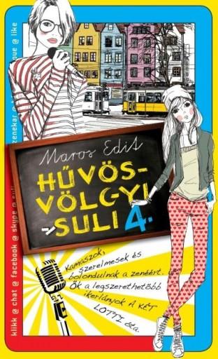 HŰVÖSVÖLGYI SULI 4. - Ekönyv - MAROS EDIT