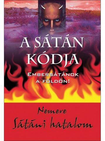 A sátán kódja - Ekönyv - Nemere István