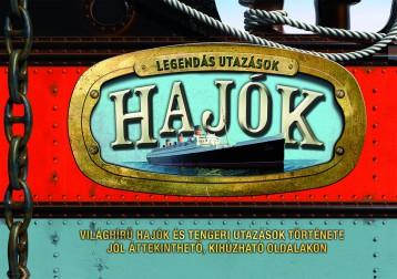 Hajók - Legendás utazások - Ekönyv - NAPRAFORGÓ KÖNYVKIADÓ