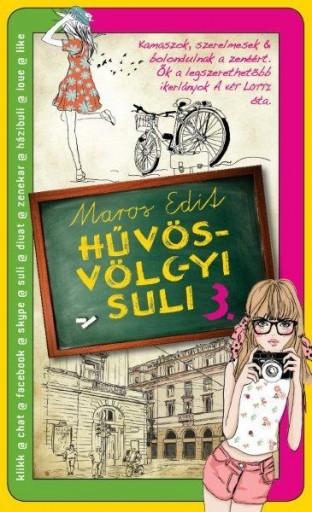 HŰVÖSVÖLGYI SULI 3. - Ekönyv - MAROS EDIT