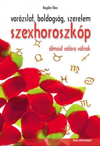 Szexhoroszkóp - Ekönyv - Bogdán Tibor